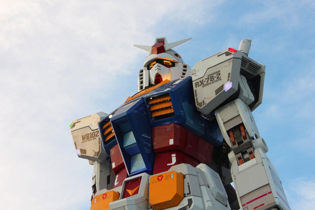 Real Size GUNDAM moved to Shizuoka (13)