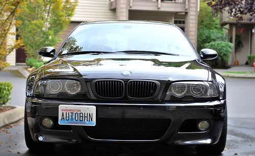 M3 E46 Retractable License Plate Gadget By 007 You