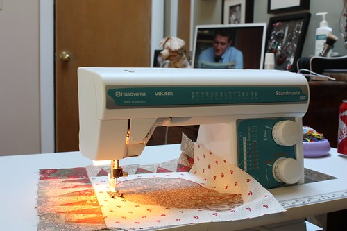 Sewing with Glee