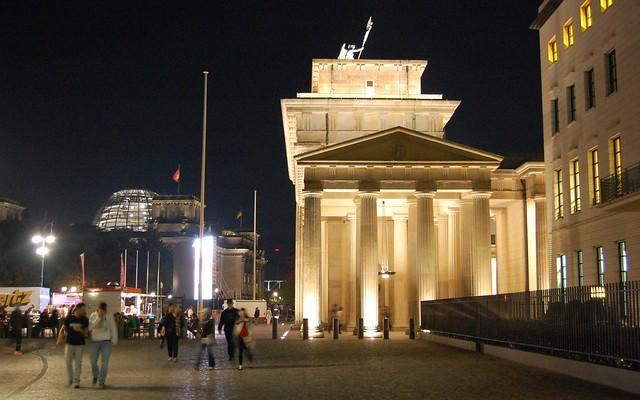 Porta de Brandemburgo - Berlim