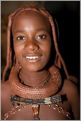 2010_08_21-06319-Kaokovelt-Sesfontein-Gli Himba (alessandro.ravizza) Tags: africa african culture tribal safari afrika tribe ethnic namibia tribo himba afrique ethnology tribu namibie tribus ethnie