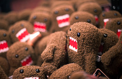Domo has evaded me once again (Frank Scallo) Tags: nikon bokeh arcade games domo boardwalk rigged 50mmf14g d700