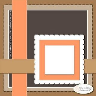 Peachy Keen challenge #37