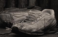 Week 38 - Dirty (David W Howard) Tags: grunge dirty trainers nike dirtyshoes dirtysneakers dirtytrainers
