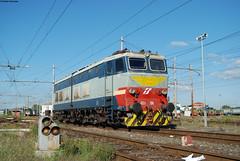E655 196 (Chry94) Tags: trenitalia treni e655originale e655196