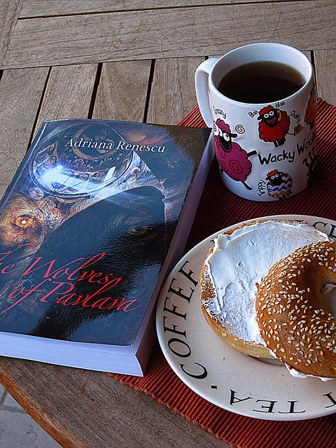 Breakfast with Adriana Renescu