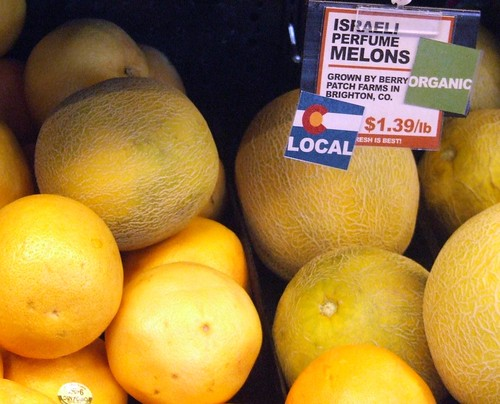 Israeli Melons