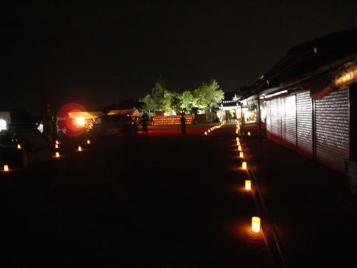 飛鳥光の回廊2010@明日香村-02