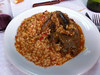 Pigeon with Rice