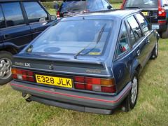 1988 Vauxhall Cavalier 1.6 LX (GoldScotland71) Tags: cavalier 1980s vauxhall e328jlk