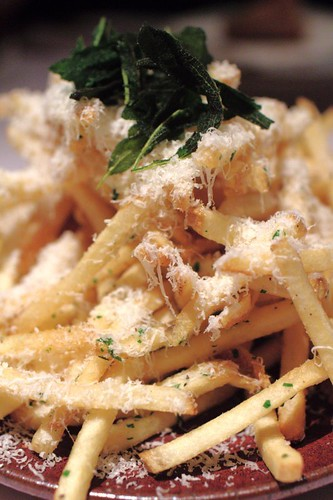 Truffled Fries