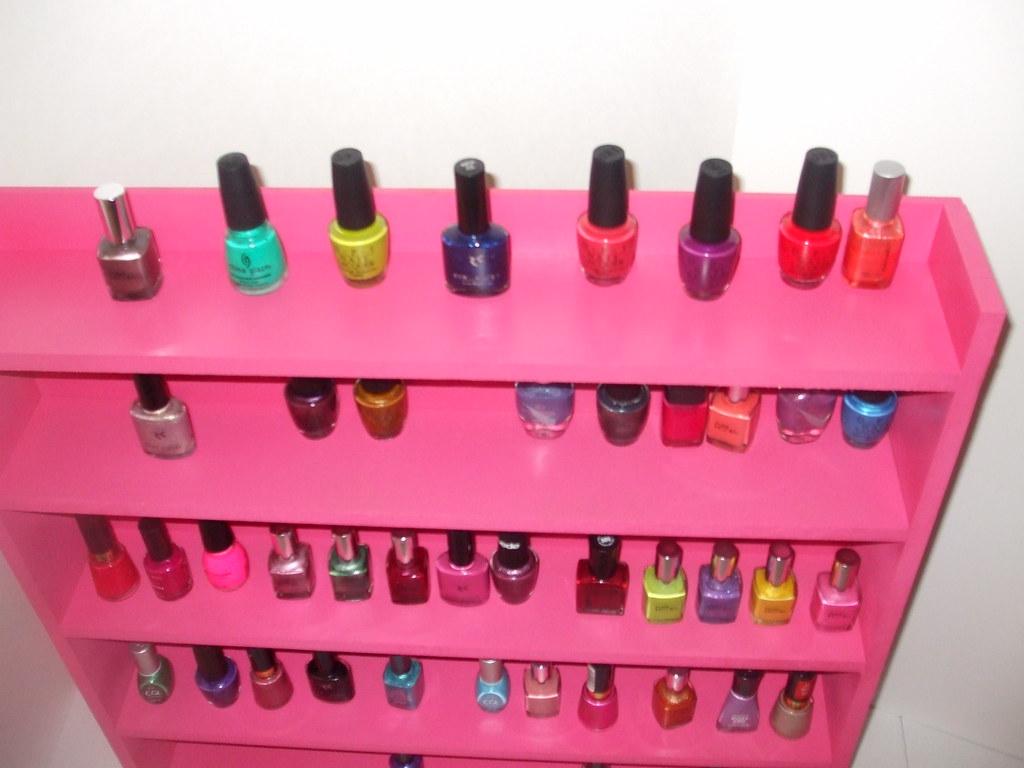 Nail Polish Shelf /Display Shelf