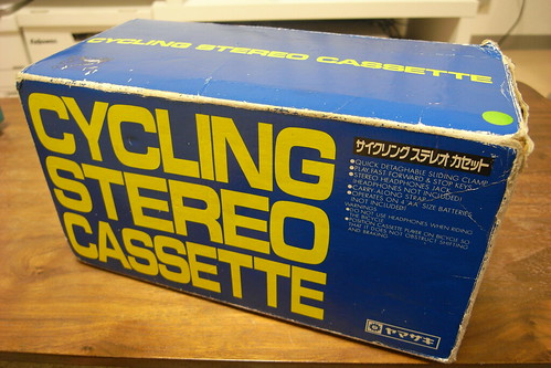 CYCLING STEREO CASSETTE