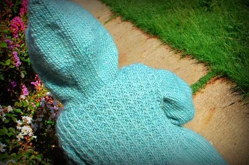 phoebe sweater back