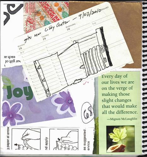 Journal page 9-27-10