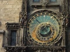 Astronomical Clock (jeannie*) Tags: prague architectural clocktower czechrepublic clocks