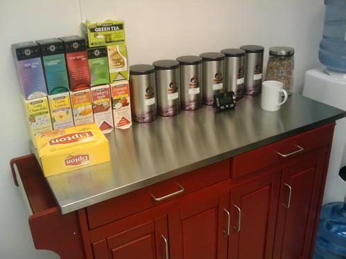 DNN Corp Tea Station