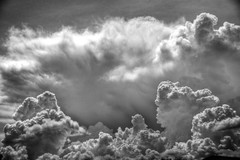 Massive Cloud Formation of Monstrosity (mendhak) Tags: lighting wallpaper sky blackandwhite clouds low philippines dramatic formation epic hdr pinoy stratus cumulonimbus visaya cumuluscongestus pinakurat mendhakwallpaper mendhakwebsite