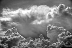 Massive Cloud Formation of Monstrosity (mendhak) Tags: lighting wallpaper sky blackandwhite clouds low philippines dramatic formation epic hdr pinoy stratus cumulonimbus visaya cumuluscongestus pinakurat mendhakwallpaper mendhakwebsite