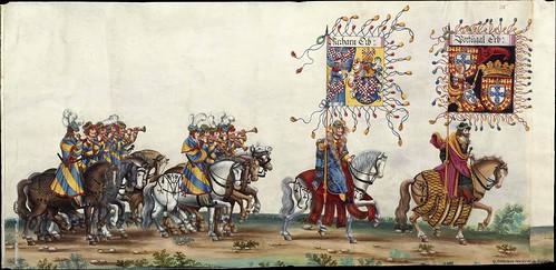 Triunfo del Emperador Maximiliano I (32)