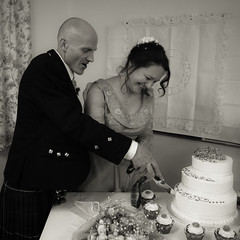 having your cake and eating it (Chris Sharratt) Tags: wedding flickr helensuzanne helensuzannealexander chrissharratt helensuzannesharratt