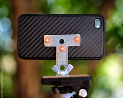 iPhone 4 Tripod Mount