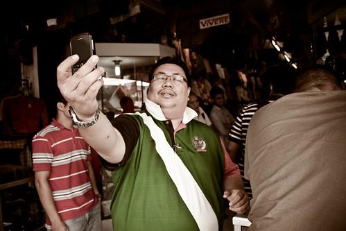 2 Hari Bersama Dato Shahidan Kassim :: Abg Ba'am ::