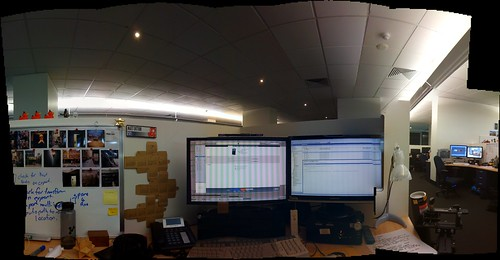 Pandemic Desk