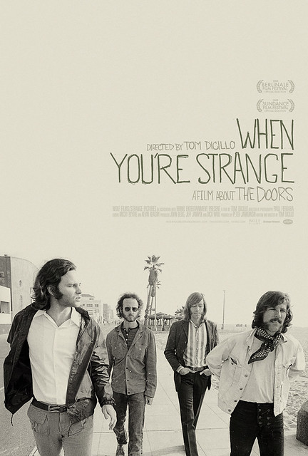 THE DOORS | WHEN YOU'RE STRANGE
