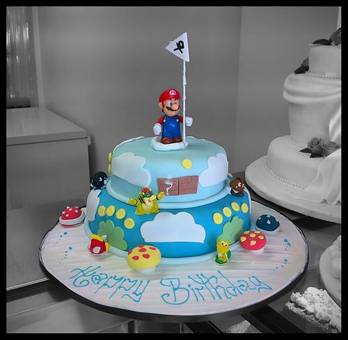 271/365 - Mario cake