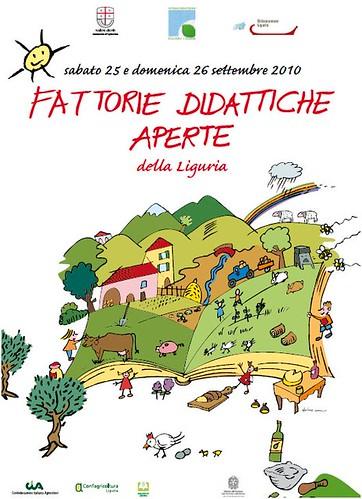 Fattorie Didattiche 2010