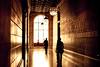 Shhhh...you'll wake up the books (Jaime973) Tags: nyc newyorkcity canon 50mm raw manhattan library books hallway shhhhh bequiet