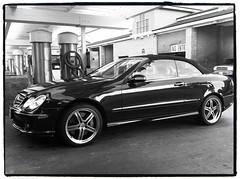 CLK500 (Pezti) Tags: black mercedes benz convertible mercedesbenz 500 clk clk500 designo mercedesbenzclk500