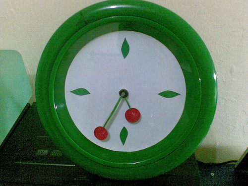 cherry_clock