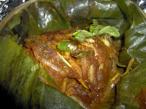 Pepes Ikan Woku by Asty
