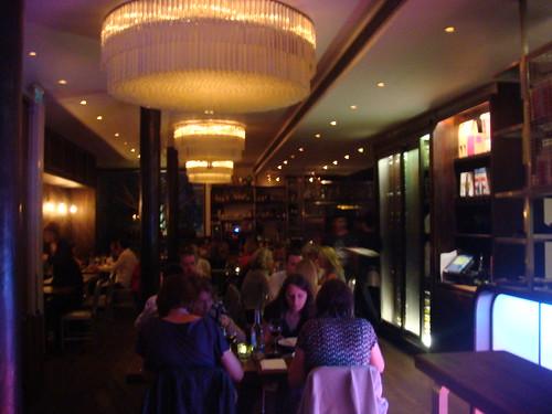 Restaurante Fifteen