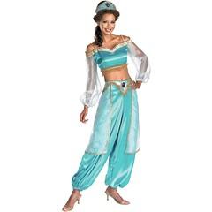 Aladdin Jasmine Prestige Adult Costume - Costumes