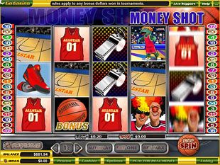 Money Shot slot game online review