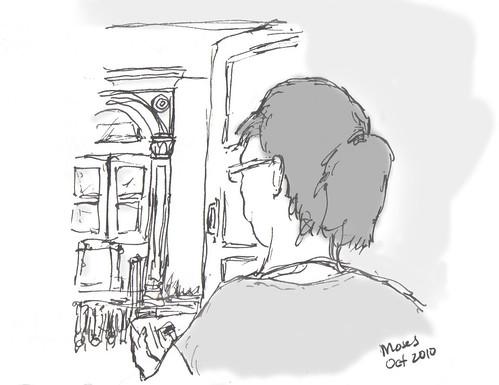 Sketchwalk Cityhall