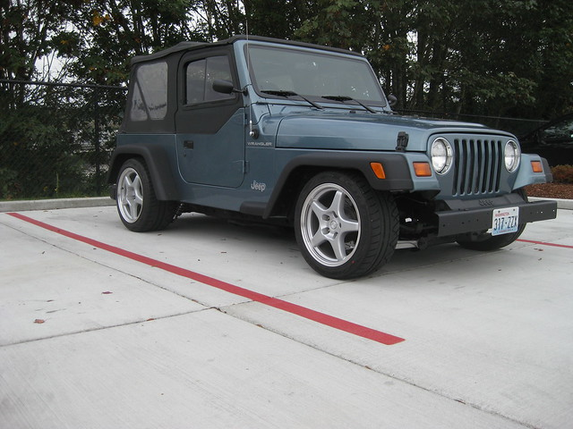 Lowered Jeeps Jeepforum Com
