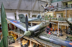 Flight At The Museum (London,England) (Mr Andy Bird) Tags: england london museum photoshop canon eos flying war dynamic britain aviation military united jets great flight kingdom german imperial rockets bombs hdr missiles v2 memorabilia aeroplanes exciting cannons topaz adjust artefacts cs4 thrilling photomatix tonemapped tonemapping londonphotowalk 1000d