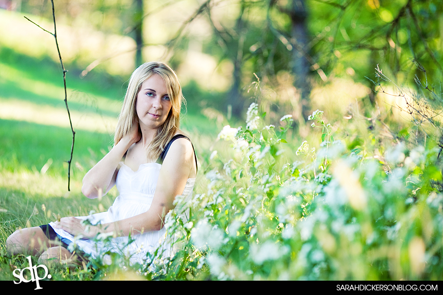 Shawnee Mission Park senior photography