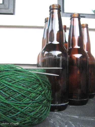 Beer Knitting