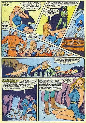 Planet Comics 41 - Mysta (March 1946) 05