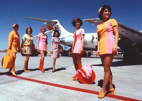 Turkish Airlines Redesigns Flight Attendant Uniforms