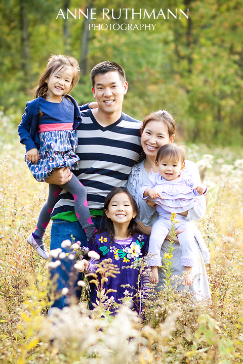 Cheng Family Portrait - Harvard, MA