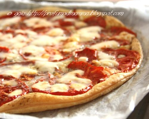 pizza sfoglia