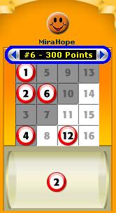 arrows on Bingo Bash