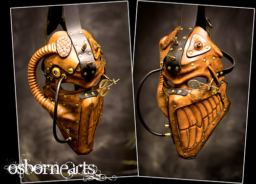 Steampunk Grin