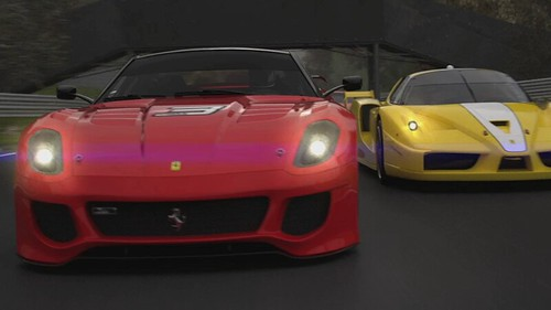 Introducing Ferrari The Race Experience